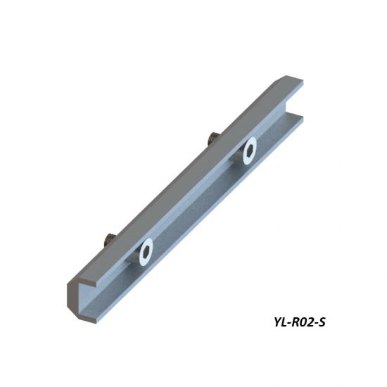 solar rail connector